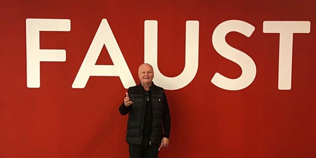 Farewell event for Prof. Dr. Jürgen Faust, President der Hochschule Macromedia  tickets
