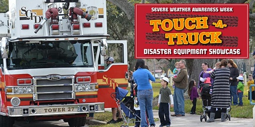 Touch a Truck : Severe Weather Awareness  Week
