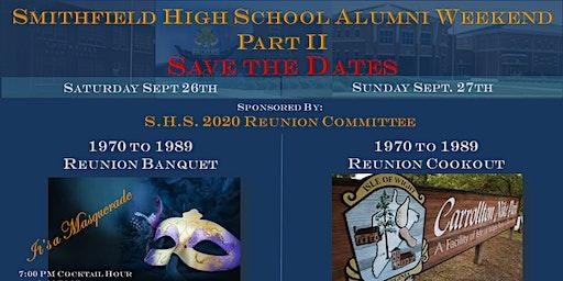 S.H.S. Packer Alumni Weekend Part II