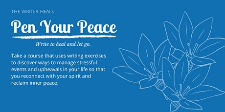 Pen Your Peace: The Write Way to Let Go tickets
