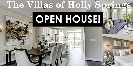 The Villas of Holly Springs - Open House