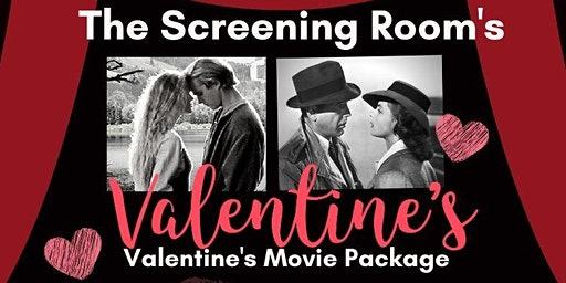 Valentine's Day Package for 2 (Fri Feb 14, 2020)