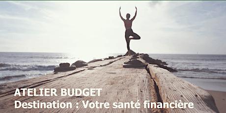Atelier Budget (Février 2020) billets
