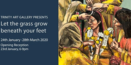 Let the grass grow beneath your feet tickets