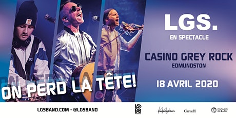 LGS (Le Groupe Swing) tickets