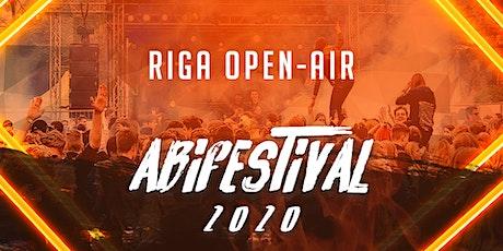 Riga ✘ Abifestival Bonn ✘ 2020 Tickets