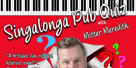 Singalonga Pub Quiz tickets