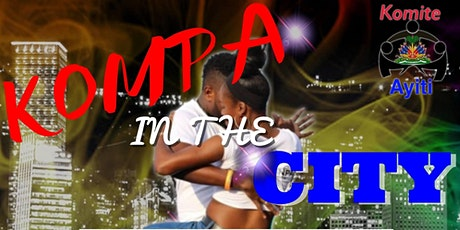 Kompa in the City tickets