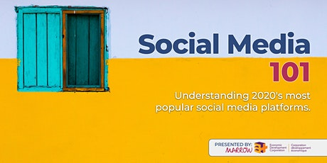 Social Media 101 for Businesses tickets