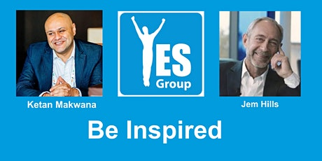 Start Your Year Inspired at YES Group London tickets
