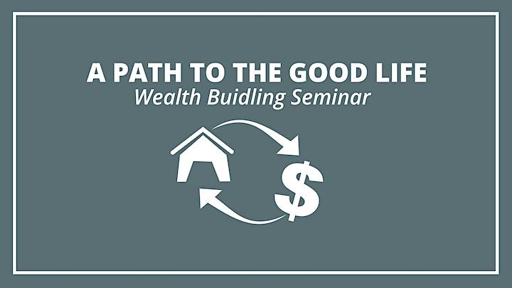 Wealth Building Seminar image