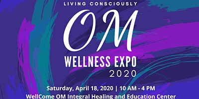 Living Consciously Wellness Expo at OM 2020