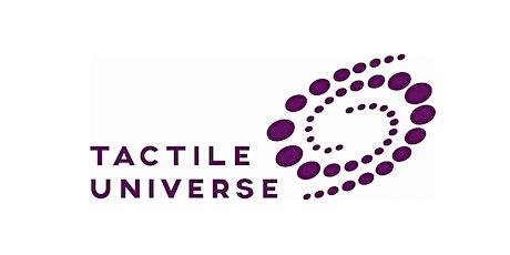 Saturday 7 March: Tactile Universe @ York Explore library tickets