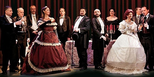 I Virtuosi dell'opera di Roma - La Traviata at St.Paul within the walls