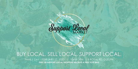 Support Local Market tickets