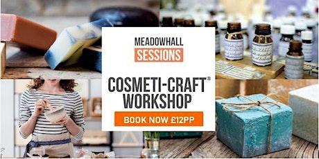 Cosmeti-Craft Solid Shampoo Making Workshop - Plastic Free Future! tickets