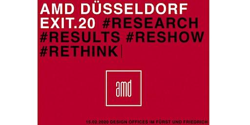 EXIT.20 – Graduate Event Düsseldorf