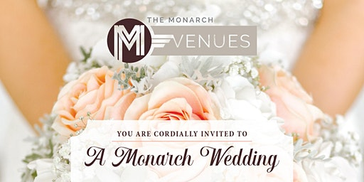 A Monarch Wedding: Ogden's Premier  Showcase!