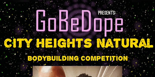 City Heights Natural Bodybuilding Competition