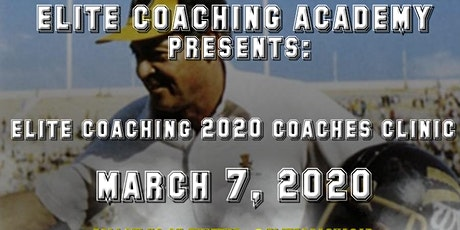 2020 ECA Coaching Clinic tickets