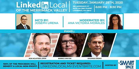 LinkedIn Local of The Merrimack Valley  tickets