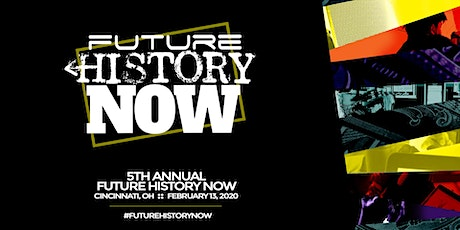 Future History Now 2020 tickets
