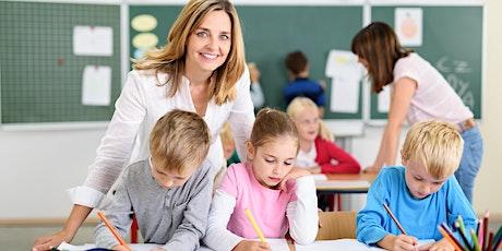 MODUL 1 - Grundlagen der Bildungs- und Erziehungsarbeit (Termin 2) Tickets