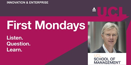 First Mondays: Simon Hulme (Programme Director, MSc Entrepreneurship) tickets