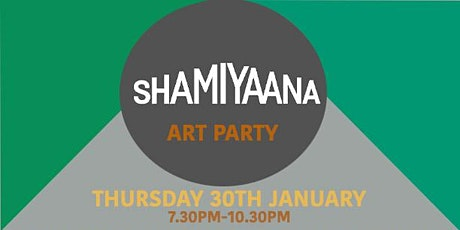 Art Party 2020: Shamiyaana tickets