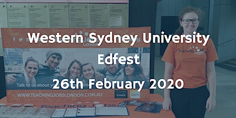 Western Sydney University - Edfest tickets