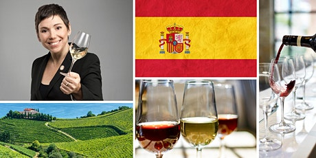 Spanish Wine Tasting with Canadian Master Sommelier Élyse Lambert tickets