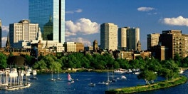 Bus Trip to Boston, Massachusetts