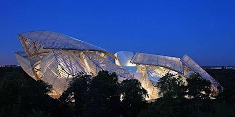 Visite de la fondation Louis Vuitton  tickets