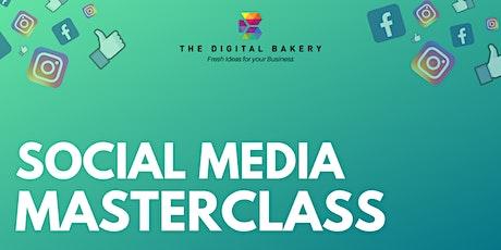 Social Media Masterclass tickets