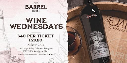 Wine Wednesday at Braxton Barrel House