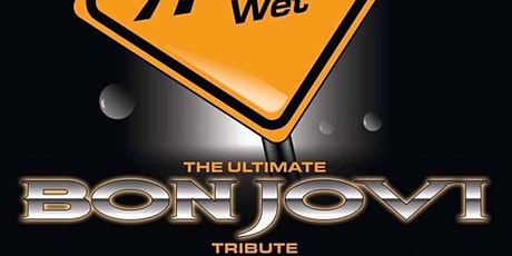 The Ultimate Bon Jovi Tribute - Saturday 3rd October 2020 tickets