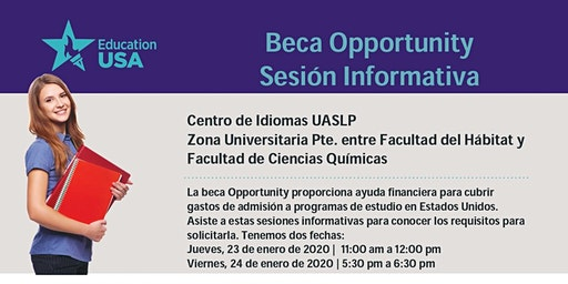 Beca Opportunity