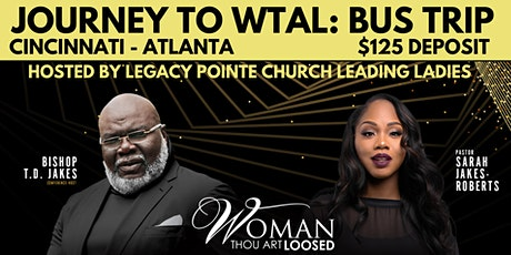 Journey to WTAL tickets