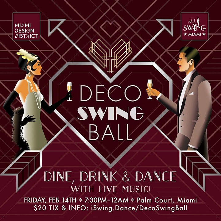 MDD Deco Swing Ball (Feb 14th) image
