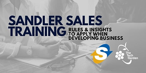 Sandler Sales Training: Rules & Insights to Apply When Developing Business