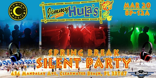 Spring Break Silent Party