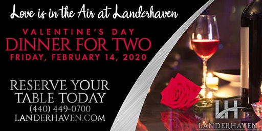 Valentine's Day Wine Pairing Dinner
