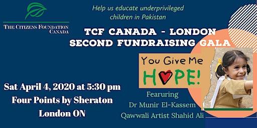 TCF Canada London 2020 Fundraising Gala
