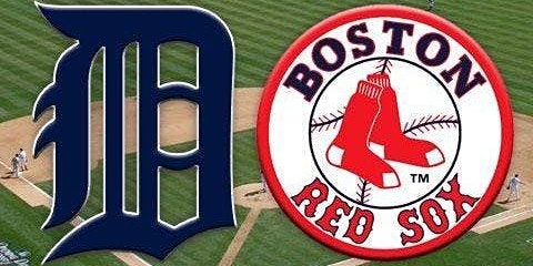 Tigers vs Red Sox on August 30th, 2020