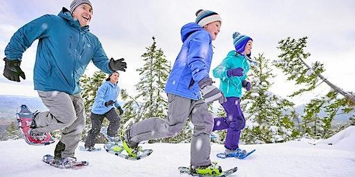 WinterLove Snowshoeing Event