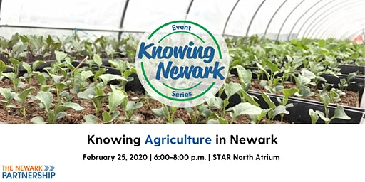 Knowing Agriculture in Newark