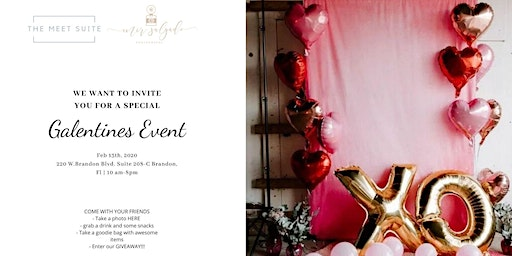 Galentines Event