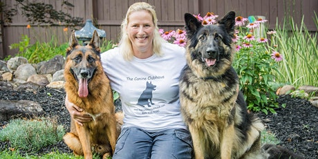 The Canine Clubhaus Presents: Dog Training Obedience Behavior Class tickets