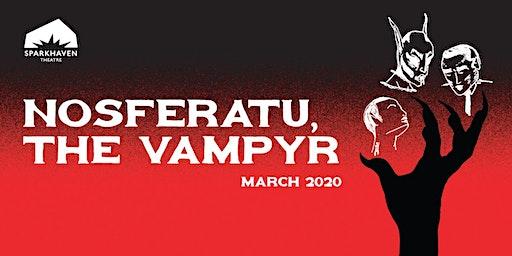 Nosferatu, The Vampyr