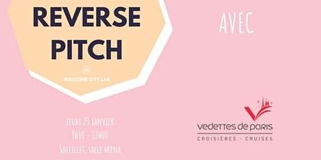 Reverse Pitch : Vedettes de Paris billets